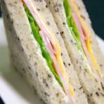冷凍サンドイッチ